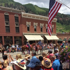 Telluride 4th of July Parade