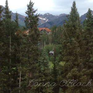 We all stayed at Mountain  Lodge, Telluride
